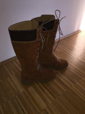 Timberland Stiefel zum schnüren