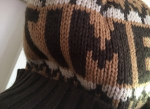 Timberland Knitted Hat multicolored