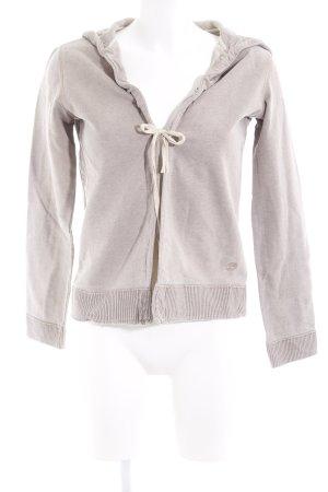 Timberland Sweatjacke beige Casual-Look