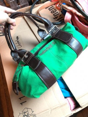 Timberland Mini Bag multicolored