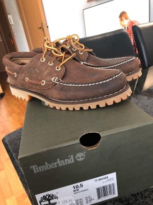 Timberland Lace Shoes brown