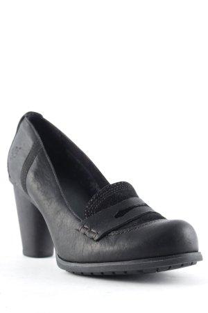 Timberland Loafer nero stile classico