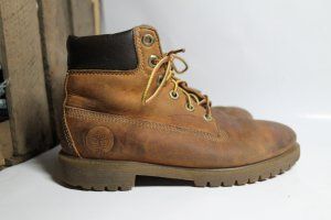 Timberland Low boot multicolore cuir