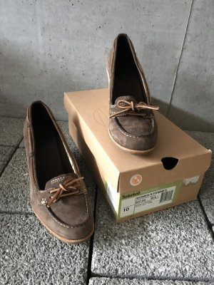 Timberland Wedges in braun
