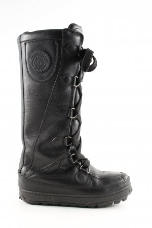 Timberland Winter Boots black extravagant style