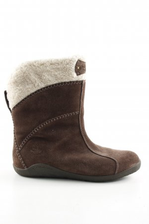 Timberland Winter Boots brown casual look