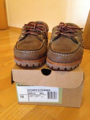 Timberland Women´s Noreen 3 eye taupe, Bootsschuhe, 41,5