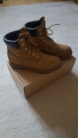 Timberlands 2 Inch Premium Boots
