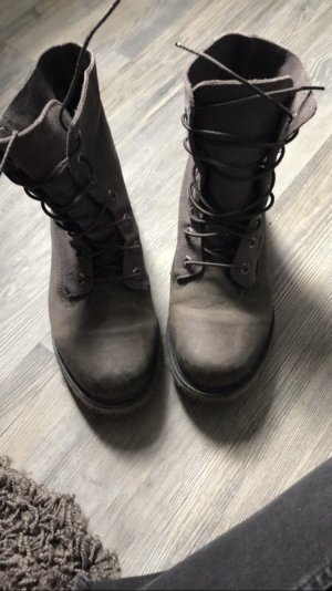Timberland Lace-up Boots grey