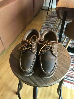 Timberlands Bootsschuhe Ortolite Braun Größe 39 Original