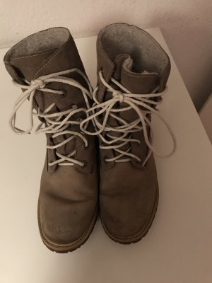 Timberland Korte laarzen grijs-bruin
