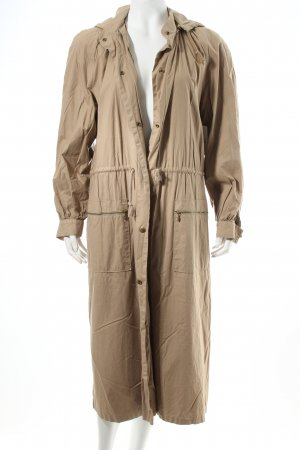 Time Collection Oversized Mantel beige Nude-Look