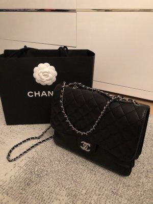 Chanel Bolsa de hombro negro