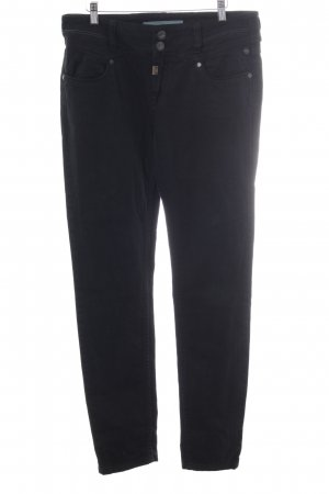 Timezone High Waist Jeans schwarz Casual-Look
