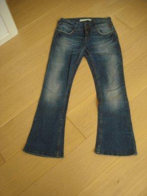 Timezone Schlaghose Bootcut Jeans W29 L30