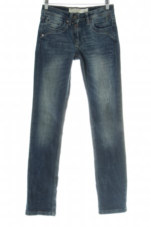 Timezone Skinny Jeans blau Casual-Look