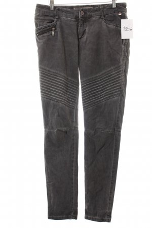 Timezone Skinny Jeans grau Casual-Look