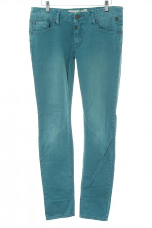Timezone Slim Jeans blue casual look