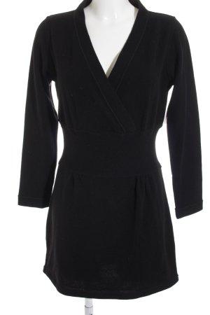 TINI A-Linien Kleid schwarz Casual-Look