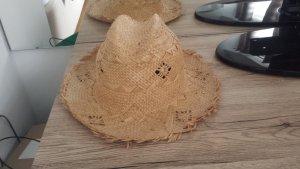 Tintoretto Cappello di paglia sabbia-oro