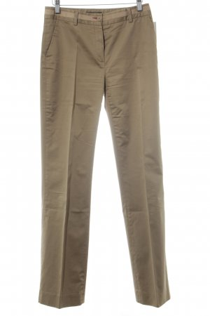 Tintoretto Suit Trouser camel business style