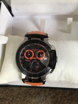 Tissot Uhr mit Kautschukarmband