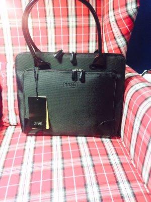 Titan Business Bag grau
