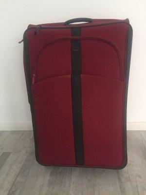 Titan Koffer Bordeauxrot