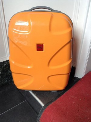 TITAN X2 Trolly in orange