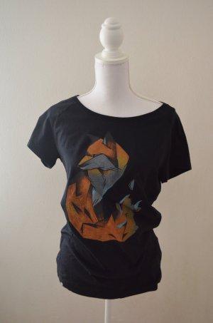 Titus Shirt mit Fuchsprint