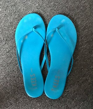 Tkees Flip-Flop Sandals turquoise
