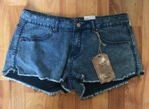 Alcott Denim Shorts multicolored