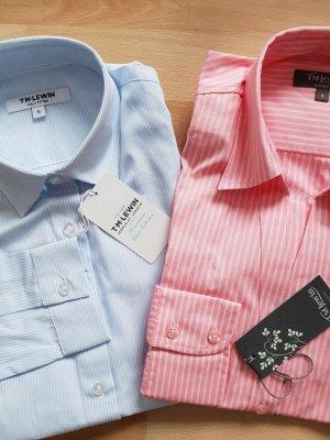 TM Lewin Long Sleeve Shirt multicolored