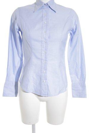 TM Lewin Langarmhemd himmelblau klassischer Stil