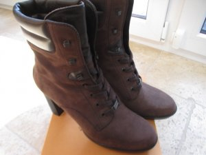 Tod´s Ankle Boots Stiefeletten Gr. 41 braun