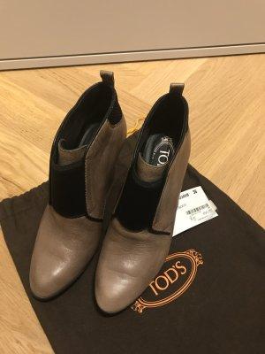 TOD'S Booties Gr. 36, neuwertig
