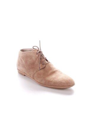 Tod's Boots beige schlichter Stil