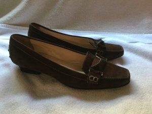 Tod's Slippers brown-black brown