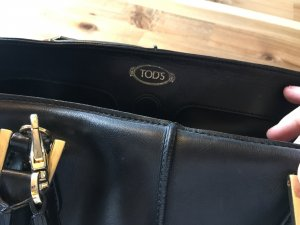 Tod's Carry Bag black