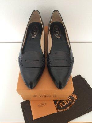 Tod's Ballerina zwart