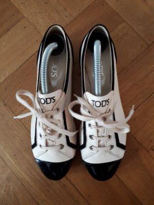 Tod's Halbschuhe im Chanel-Style Gr.36