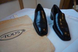 TOD's Halbschuhe Loafer schwarz Größe 37,5