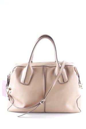 Tod's Handtasche beige Casual-Look