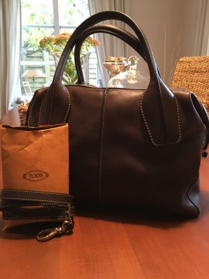 TOD ´S Handtasche D 'Styling Bauletto Piccolo Braun