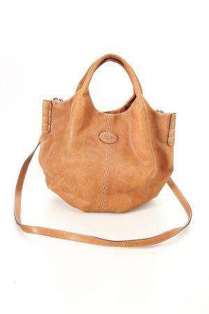Tod's Handtasche hellbraun klassischer Stil