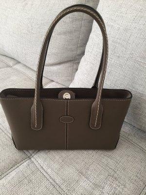 Tod's Handtasche Leder