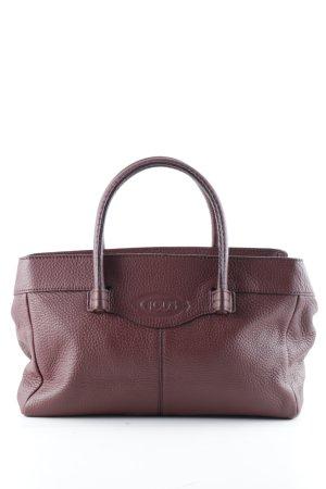 """Tod's Handtasche """"Mocassino Bag Piccola"""" bordeauxrot"""