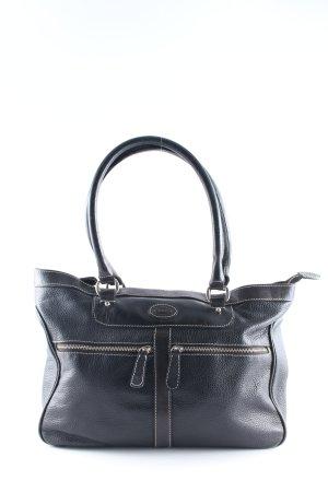 Tod's Handtasche schwarz klassischer Stil