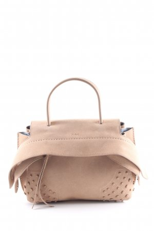 "Tod's Handtasche ""Shoulder Bag Wave Mini Gommino Soft Miami Nocciola Medio"""