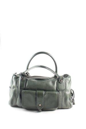 Tod's Handtasche waldgrün klassischer Stil